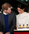 Prince Harry and Ms. Markle visit Titanic Belfast (40264182784) (cropped).png