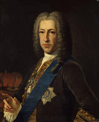 Jacobite rising of 1745 - James Francis Edward Stuart, the 'Old Pretender,' or 'Chevalier de St George'