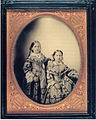 Princess Isabel and Leopoldina 1855.jpg