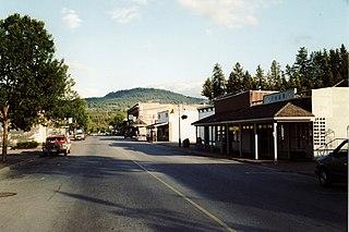 Princeton, British Columbia Town in British Columbia, Canada