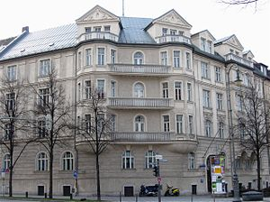 Adolf Hitler's Munich apartment - Prinzregentenplatz 16 (2010)