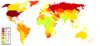 Prisoner population rate world 2012 map.png