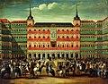 Proclamación de Carlos III en la Plaza Mayor de Madrid 1760.jpg