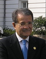 European Commission President Romano Prodi