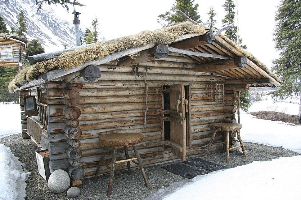 Proenneke Cabin NPS