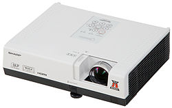 Projektor PGD2870W firmy Sharp.jpg