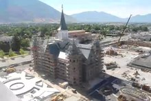 File:Provo City Center LDS Temple time-lapse video.webm