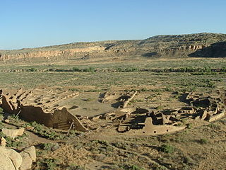 multi-storied Ancestral Puebloan structure