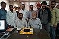 Punjabi Wiktionary Celebration in Punjabi Wikimedians Meetup Patiala 1.jpg