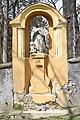 Putnok, Nepomuki Szent János-szobor 2021 03.jpg