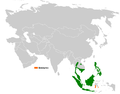 Pycnonotus goiavier distribution map.png