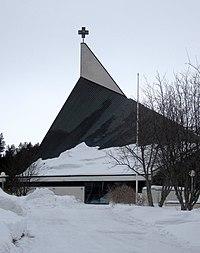 Pyhäjoki Church 20100331.JPG