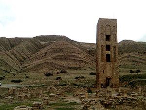 Ifriqiya - Qalaa of Banu Hammad