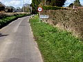 Quarley - Entering The Village - geograph.org.uk - 746196.jpg