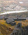 Quarry view of Llanberis village & padarn lake. (26479039382).jpg