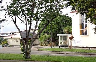 Queen Elizabeth College, Palmerston North State school