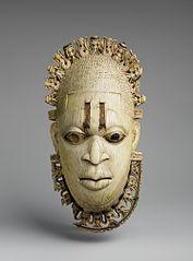 Masque-pendentif du Bénin