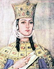 Queen Tamara of Georgia