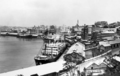 Queensland State Archives 63 Shipping at Circular Quay Petrie Bight Brisbane River November 1930.png