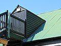 Quex Barn café roof at Quex Park, Birchington, Kent, England.jpg