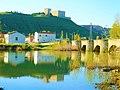 Río Pisuerga a su paso por Monzón de Campos, Palencia, España.jpg