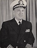 O'Donnell as a Captain in the 1950's