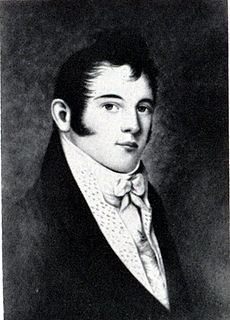 Richard Dobbs Spaight Jr. American politician and lawyer (1796-1850)