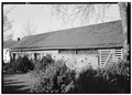 REAR ELEVATION - Old Deery Inn, Slave Quarters, Old Route 4 South and Route 11 West, Blountville, Sullivan County, TN HABS TENN,82-BLOUNT,1A-1.tif