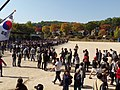 ROKA 306th Replacement Battalion - Enlisted Soldiers Marching 03.jpg