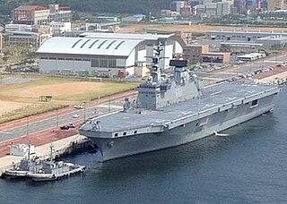 Class of South Korean LPH assault ships