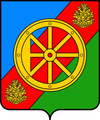 Coat of arms of Ņandomas rajons