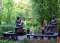 Raiņa kapu ansamblis, piemineklis, Rīga, Aizsaules iela 1a.JPG