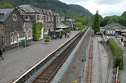 Railway Station, Betws-y-Coed - geograph.org.uk - 173779.jpg