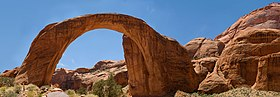 Image illustrative de l'article Rainbow Bridge National Monument