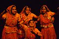 Rajasthani Dance - Opening Ceremony - Wiki Conference India - CGC - Mohali 2016-08-05 6550.JPG