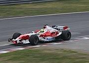 Ralf Schumacher 2005