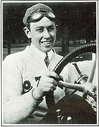 Ralph Mulford - Image: Ralph Mumford 1911