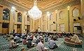 Ramadan 1439 AH, Qur'an reading at Imam Hasan Mosque, Kish - 30 May 2018 01.jpg