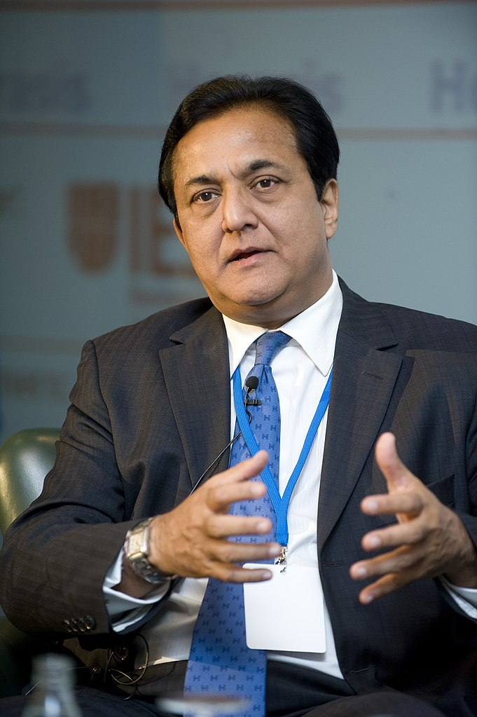 file rana kapoor  chief executive officer  yes bank  india