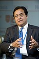 Rana Kapoor, Chief Executive Officer, Yes Bank, India, at the 2010 Horasis Global India Business Meeting on what is needed to build global firms of Indian origin.jpg