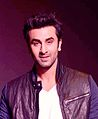 Ranbir at Besharam launch.jpg