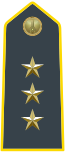 Rank insignia of capitano of the Guardia di Finanza.svg