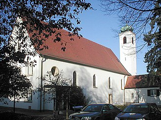 Bad Rappenau - Catholic church Herz-Jesu-Kirche