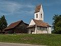 Rapperswil-Jona, Kirche Sankt Dionys-Wurmsbach KGS8158 foto3 2014-07-19 15.01.jpg