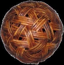 Image result for sepak takraw ball