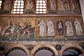 Ravenna - Sant'Apollinare Nuovo, l'adorazione dei Magi.jpg