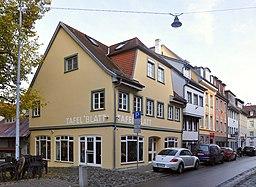 Breite Straße in Ravensburg
