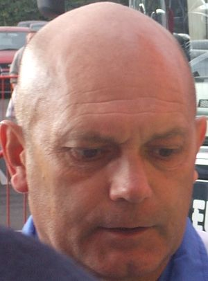 Ray Wilkins - Wilkins in 2008