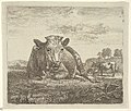 Recumbent Cow, from Different Animals MET DP828090.jpg