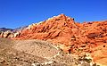 Red Rock Canyon - Calico view point Las Vegas.jpeg